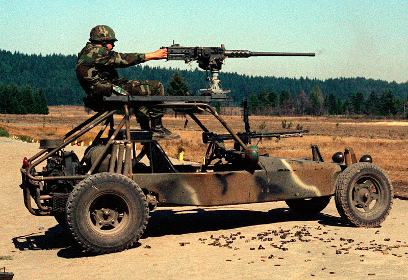 Desert Patrol Vehicle (DPV)