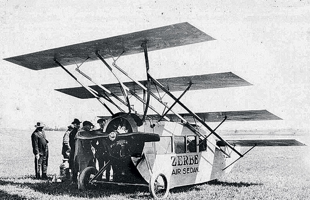 Zerbe Air Sedan (1919)