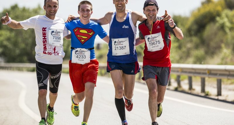 Что такое Wings Fof Life World Run 2015?