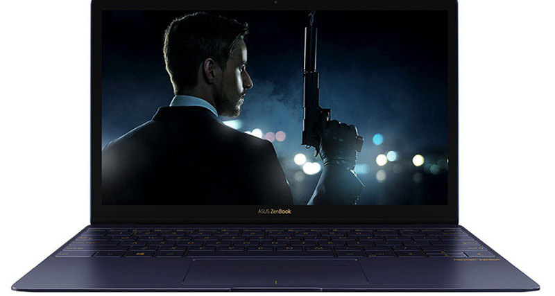 ZenBook 3 от ASUS: «убийца» Apple MacBook?