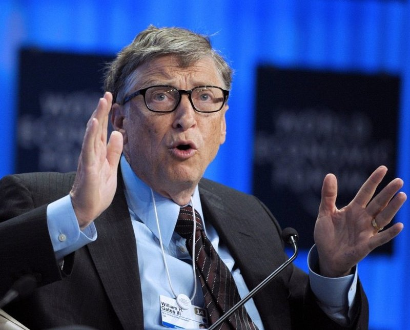 bill gates and microsoft Paul allen, who co-founded microsoft with bill gates and chaired vulcan inc, died monday in seattle from complications of non-hodgkin's lymphoma he was 65 allen was born in.