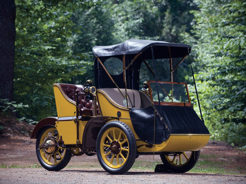 AC Sociable 3-seater (1913)